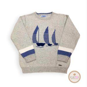 Suéter veleros